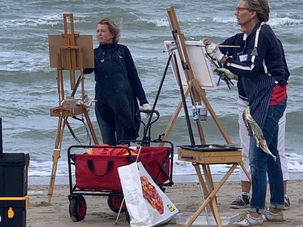 kunstschilderen